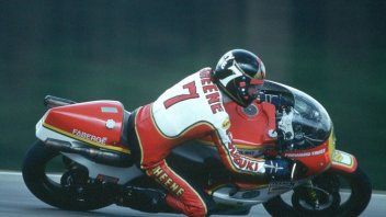 A new teaser for the film on Barry Sheene