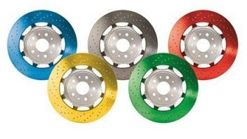 The vision of Brembo of Olympic Games