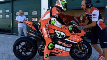 Giugliano: Moto2? a concrete possibility