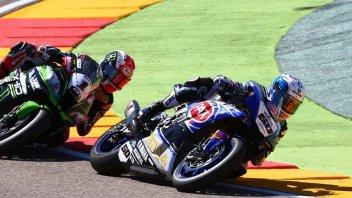 Kawasaki, Honda e Yamaha: primo contatto al Lausitzring