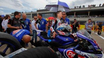 Florian Marino prepara il rientro al Lausitzring