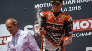 "Davies: ""Melandri will raise the level of the Ducati team"""