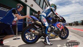 Yamaha di nuovo in pista prima del Lausitzring