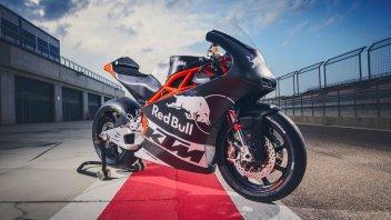 KTM sbarca in Moto2 con Binder e Oliveira