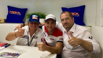 Tasca Racing punta su Xavier Simeon per il 2017