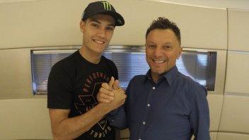 Navarro passa in Moto2 con il team Gresini