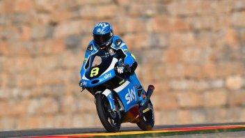 Nicolò Bulega, a €300 rude gesture