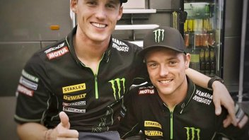 Alex Lowes with Yamaha Tech3 again at Aragon