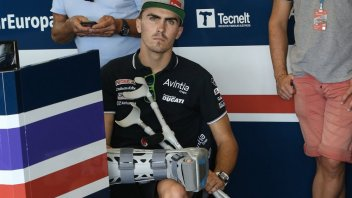 Baz: the foot still hurts, but I will be able to ride