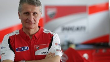 Ciabatti: at work to have the 'GP17' ready for the Valencia tests
