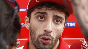 Iannone at Aragon: I'll only race if I can be competitive