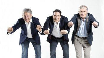 Anche Chef Barbieri per il GP di San Marino in diretta su TV8