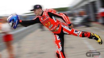 In Silverstone Scott becomes Super Redding