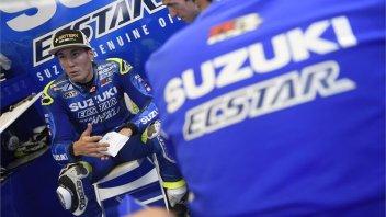 """Espargarò: """"Rossi? Le immagini parlano per me"""""""