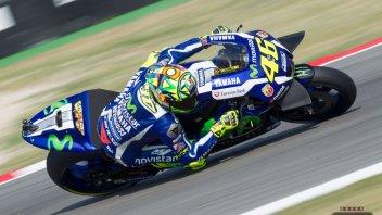 FP1: Valentino Rossi e la Yamaha dettano legge