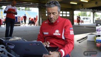 Giacomo Guidotti capotecnico di Pedrosa nel 2017