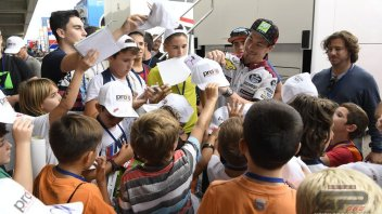 Hayden: it's great to be back in MotoGP, but SBK is my home