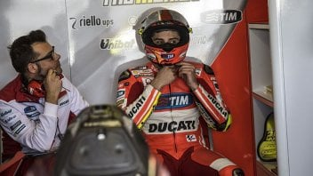 Andrea Iannone: the pain affects my instincts