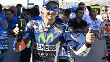 Lorenzo: Marquez è due passi davanti a tutti