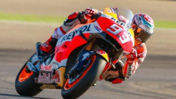 QP: Marquez senza rivali, è pole ad Aragon