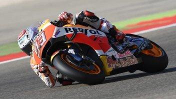 Marquez, fuga per il titolo. Lorenzo batte Rossi