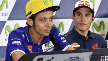 Rossi: I'm having a... rookie season