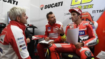 "Iannone: ""In the wet the new electronics betrayed us"""