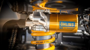 Yamaha e Öhlins: arrivano kit e non solo...