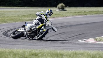 Husqvarna Motorcycles: rinnovate le 701