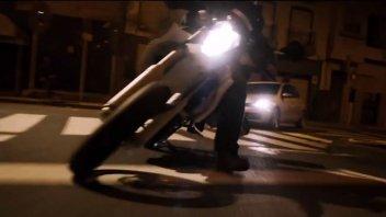 Jason Bourne: una Husqvarna nel film di spionaggio