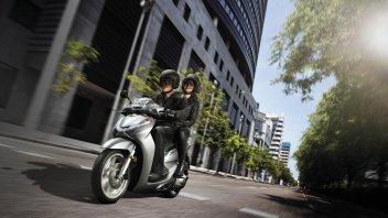 Honda: gamma scooter in promozione a settembre