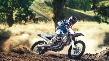 MX Demo Ride Yamaha YZ m.y 2017