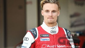 Chaz Davies and Xavi Fores from Ducati to Audi TT