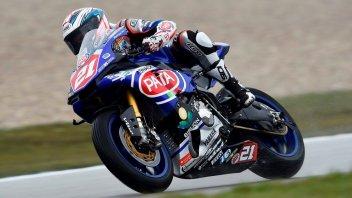 Florian Marino di nuovo in sella alla Yamaha