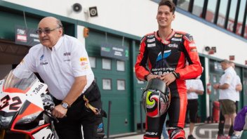 Milwaukee e Aprilia insieme dal 2017 con Laverty e Savadori