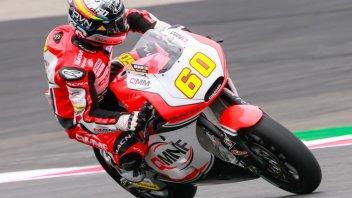 GP della Malesia finito per Julian Simon