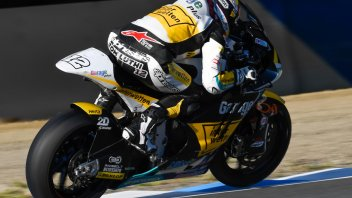 Thomas Luthi makes it three at Motegi