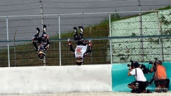 Zarco, victory and second title at Sepang