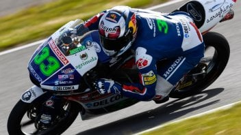 Bastianini beats Binder to break the fast at Motegi