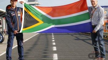 Binder waves the flag with Ballington