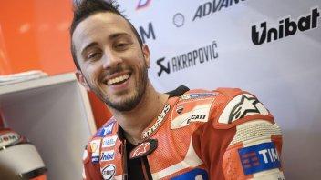 Dovizioso: Iannone? Surprised he's not racing