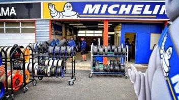 Mescola speciale per Michelin a Phillip Island