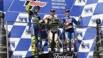 La F1 ad Austin batte la MotoGP a Phillip Island