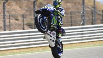"""Rossi: """"I feel strong and ready to win"""""""