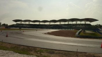 "The ""new"" Sepang: safer and water resistant"