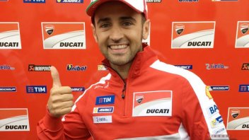 Barbera: the factory Ducati? I dreamed of the podium