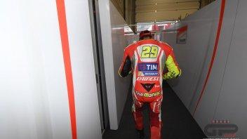 Andrea Iannone: Australian GP also at risk