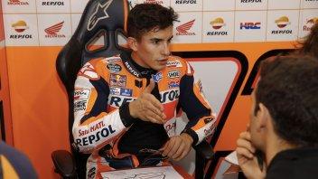 Marquez: stupito di essere così vicino a Lorenzo