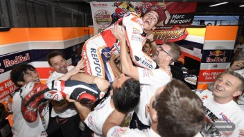 Marquez Championship Title: I lost my head, but only for one lap