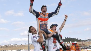 Marc Marquez: I'd give myself 9 and a half this year